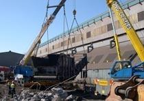 Демонтаж конструкций из металла в Искитиме
