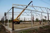 Восстановление геометрии металлоконструкций в Искитиме и усиление зданий г.Искитим